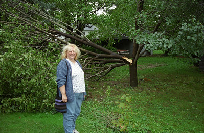 010a - Hurricane Floyd Damage