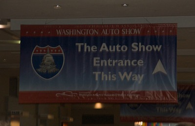 Washington Auto Show 2007