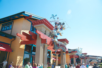 6 - Downtown Disney