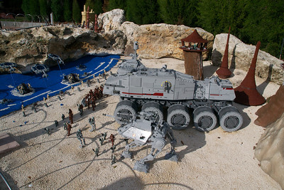 4 - Legoland - Star Wars