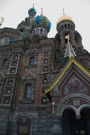 Day 11c - Church of Our Savior on Spilled Blood