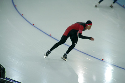 Day 5c - Speed Skating