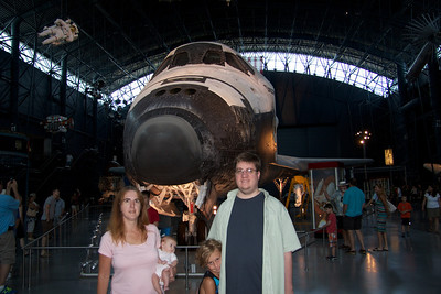 2013-08-11 - Udvar Hazy Center
